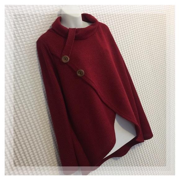 Sweaters - Loose Fitting Cardigan